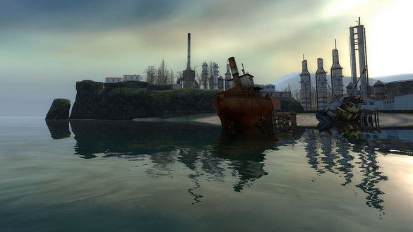 Half-Life 2, Harbour by Valve/thmx