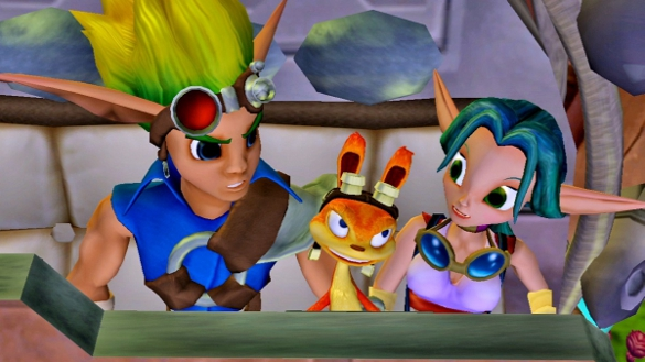Jak and Daxter Classics HD (Sony, PS3, 2012)