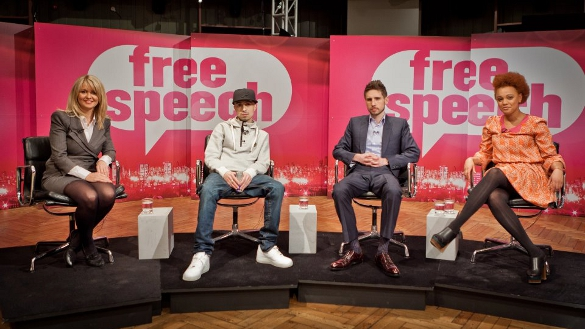 Free Speech, ep1, 07.03.2012, BBC