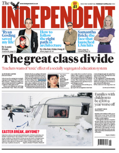 The Independent, 5 Apr, 2012