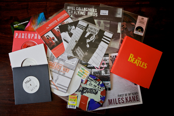 Record Store Day 2012 releases by Aurelien Guichard (Apr 2012)