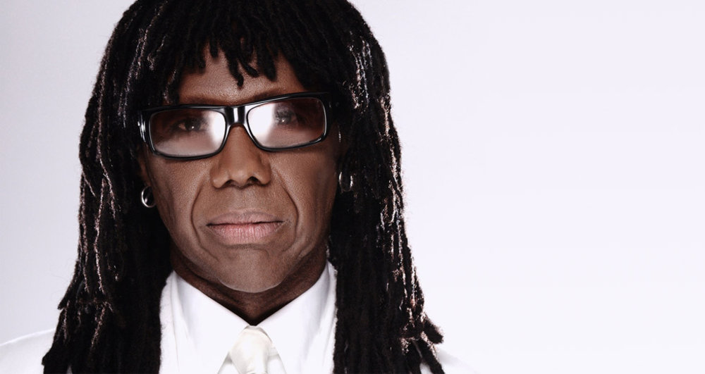 Nile Rodgers, profile photo by Roy Cox (2011)
