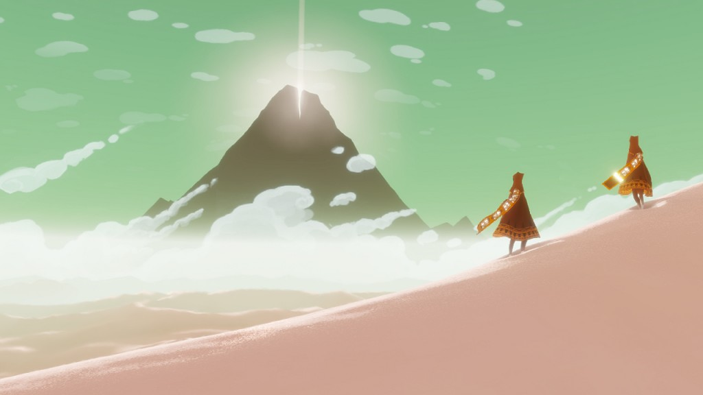 Journey, screenshot 01, SCEE/Thatgamecompany (1280x720)