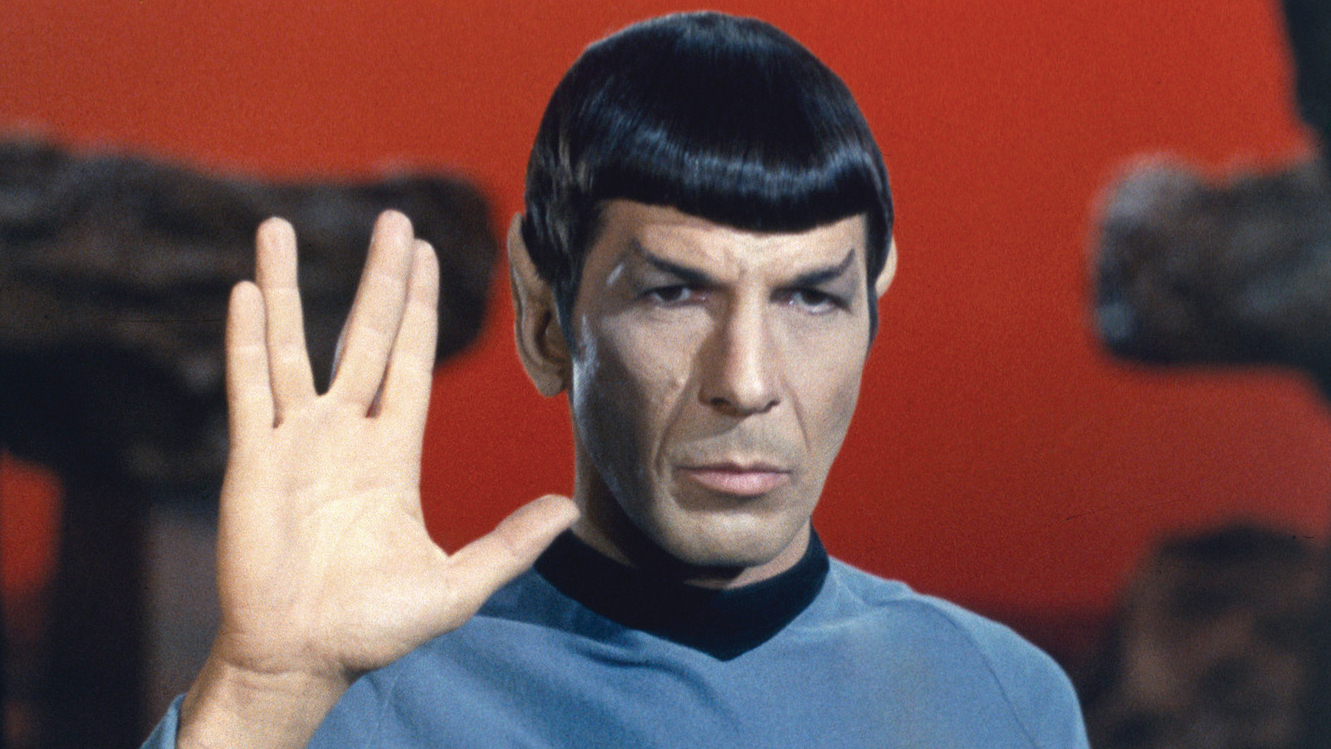 Mr Spock, Leonard Nimoy, Mar 16, 2010, by Pineapples101 (1331x749)