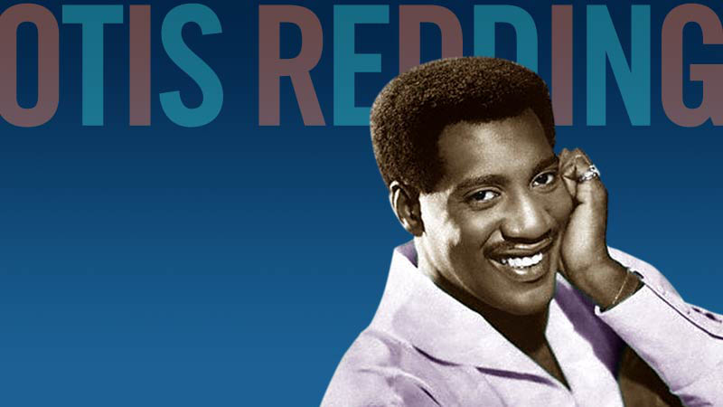 Otis Redding banner, Apr 3, 2014, by Bill Lile (800x450)