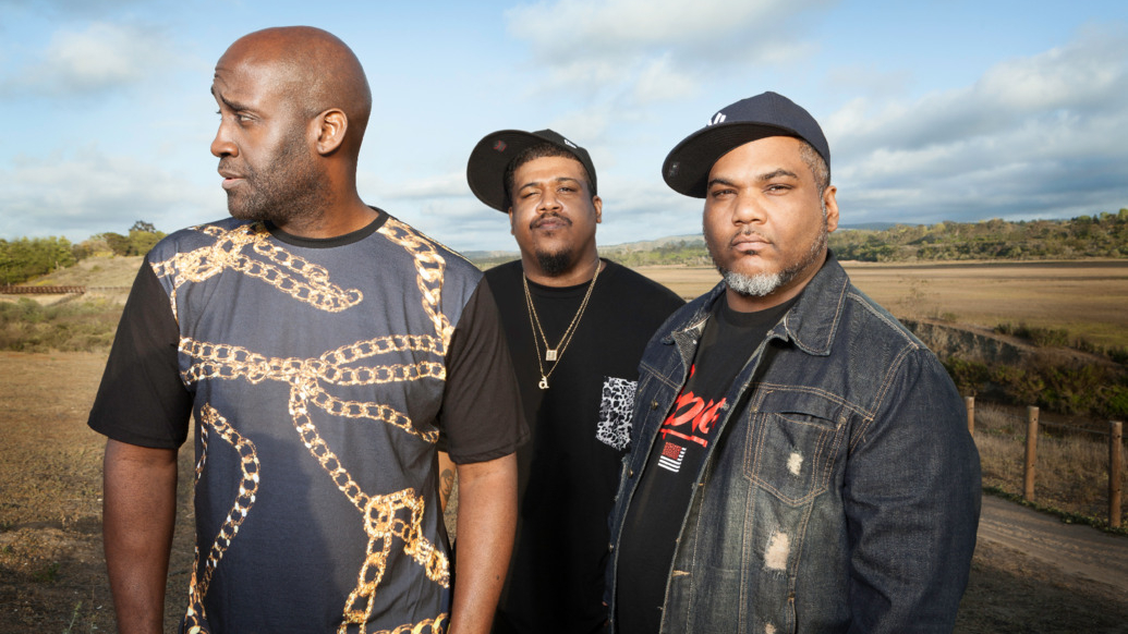 De La Soul, by Robbie Jeffers, 2013/4 (1035x582)