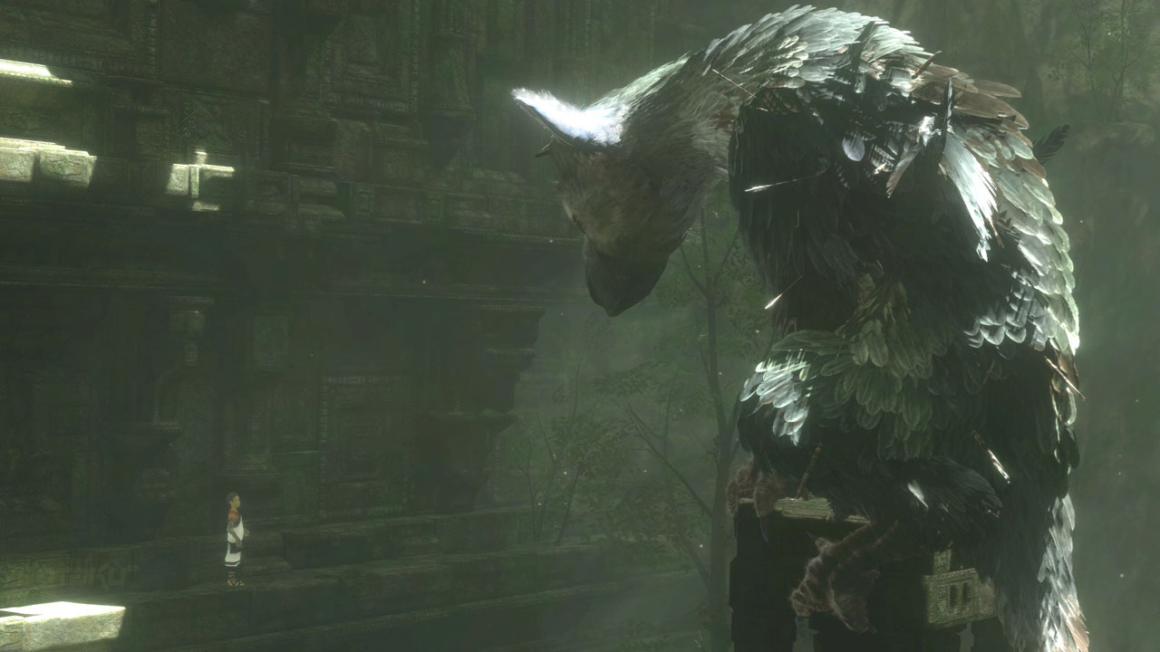 The Last Guardian, PS3, E3 2009 01 (1280x720)
