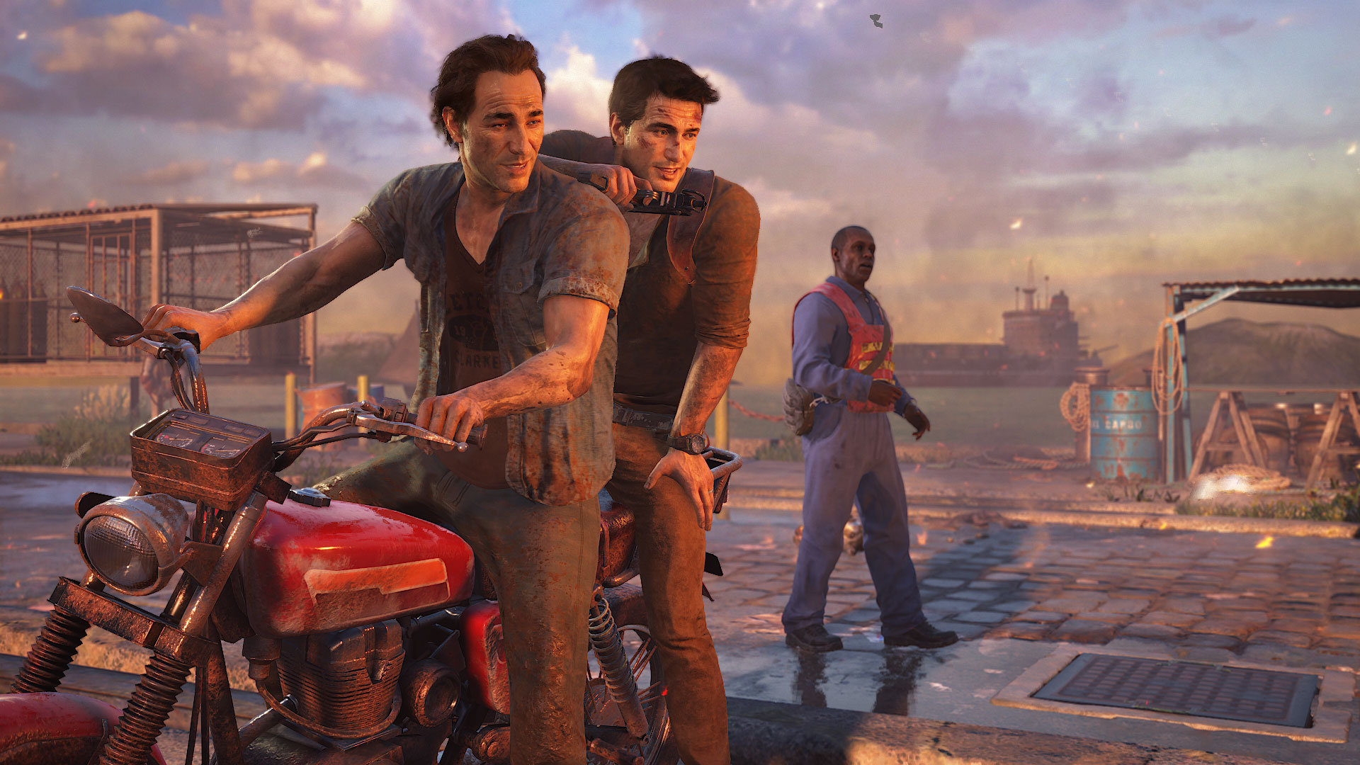 Uncharted 4, PS4, 01 EU 23/06/2015 (1920x1080)