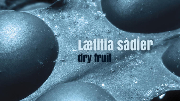 Laetitia Sadier - Dry Fruit single (600x338)