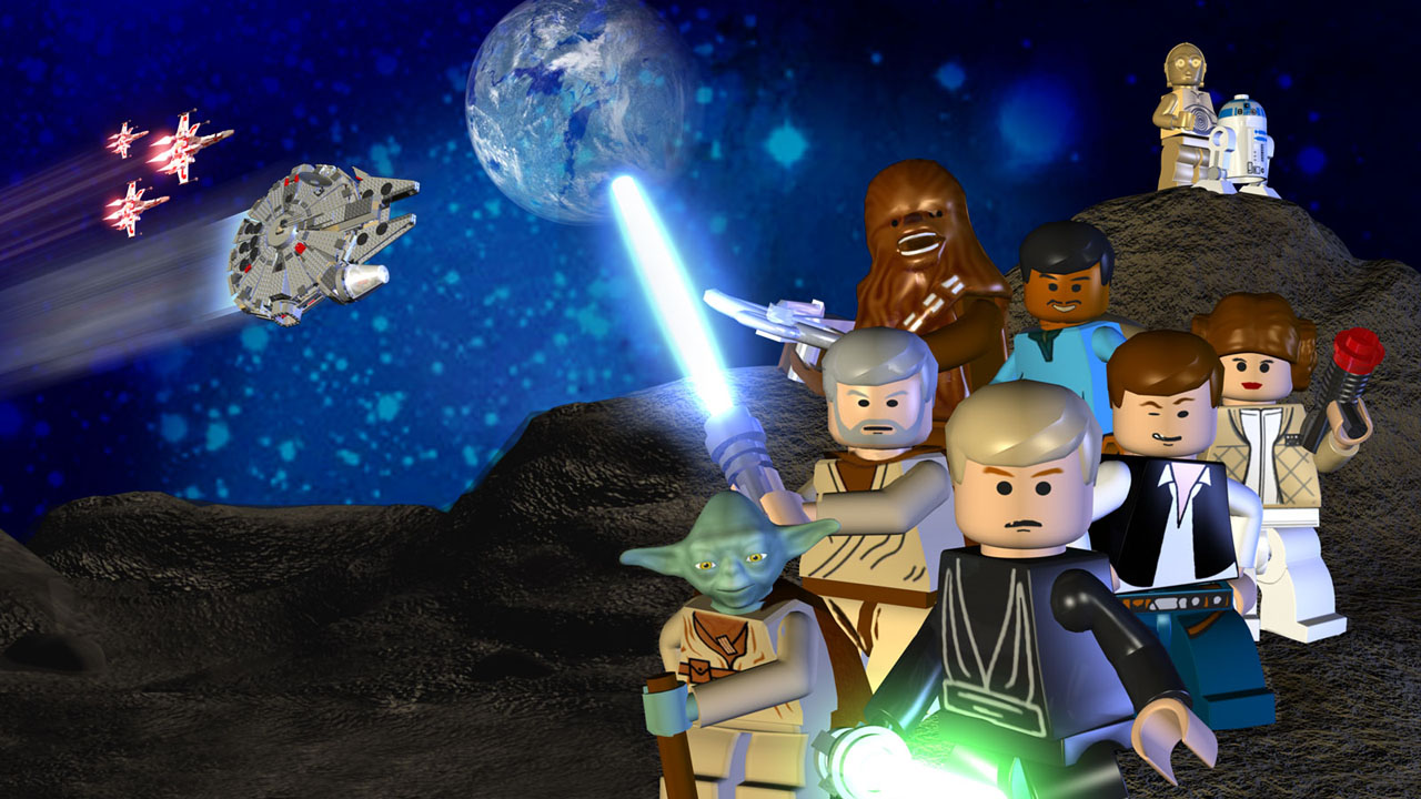Lego Star Wars: The Complete Saga, key art 01 (1280x720)