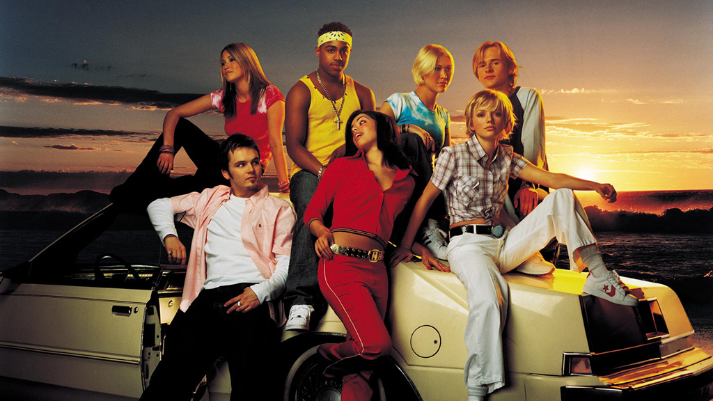 S Club 7, press photo 2002 - Don't Stop Movin' (1024x576)