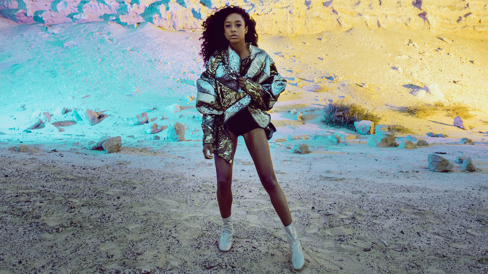 Corinne Bailey Rae - The Heart Speaks in Whispers promo 1 (2016)