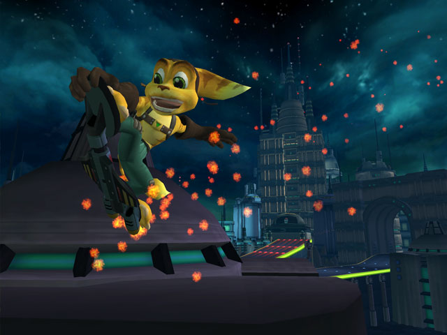 Ratchet & Clank (PS2, 2002), 02 (640x480)