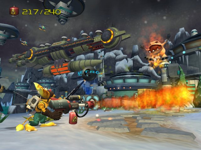 Ratchet & Clank (PS2, 2002), 03 (640x480)
