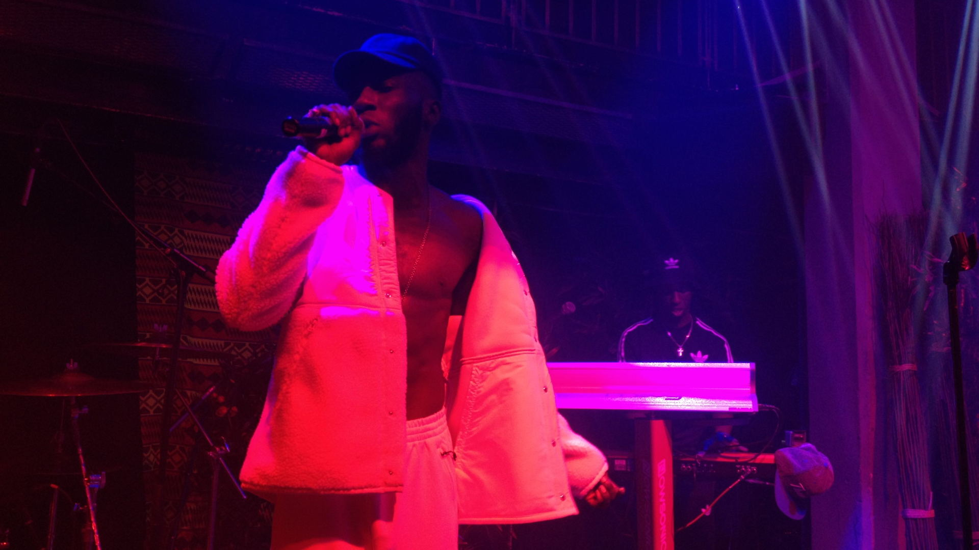 Kojey Radical, Jazz Cafe, by Aaron Lee, 01 (1920x1080)